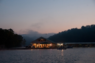 Norris Lake TN by Mike Lamb 7-29-2012 6-15-44 AM